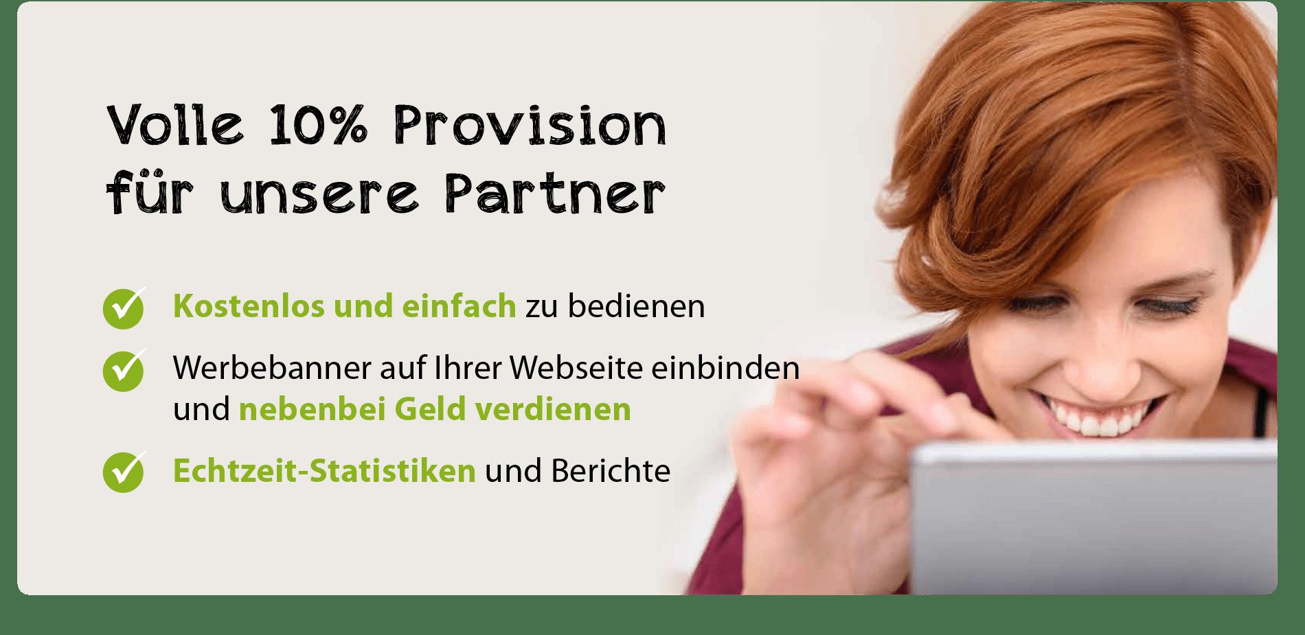 Partnerprogramm - Dr.Goerg - Jetzt 10% Provision als Publisher verdienen!