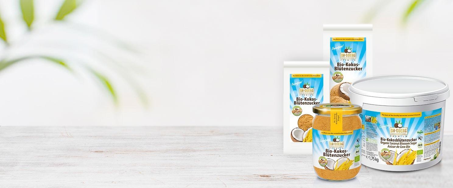 Zucchero di Fiori di Cocco Bio