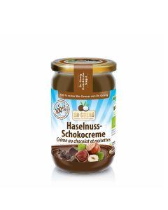 Premium Bio-Haselnuss-Schokocreme 200 g