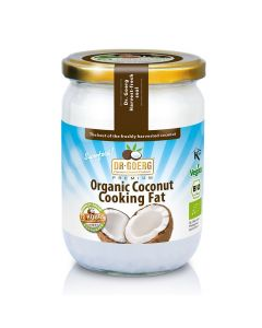Coconut Cooking Fat, deodorised 500 ml