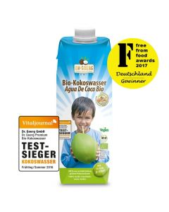 Premium Organic Coconut Water 1000 ml