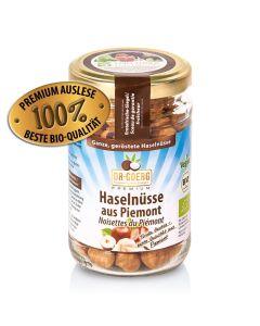 Piemont Premium Bio-Haselnüsse 95 g (ganze Nüsse)
