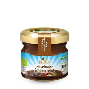 Premium Bio-Haselnuss-Schokocreme 20 g