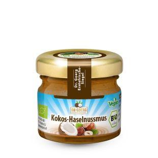 Premium Bio-Kokos-Haselnussmus 20 g