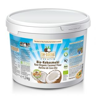 Farina di Cocco Bio Premium 1,3 kg