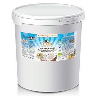 Mąka kokosowa Premium BIO / Coconut Flour, 5 kg