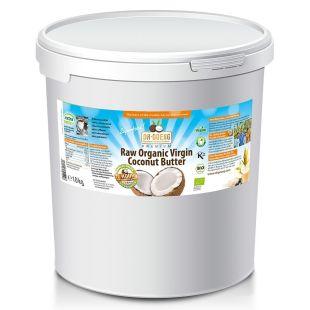 Beurre de coco bio premium / Coconut Butter, 10 KG