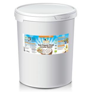 Mus kokosowy Premium BIO  / Coconut Butter, 20 KG