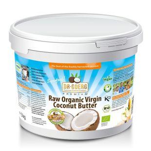 Beurre de coco bio premium / Coconut Butter, 3 kg