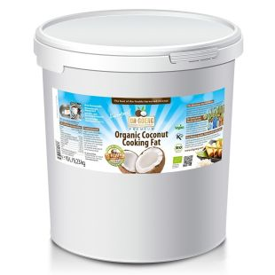 Coconut Cooking Fat, deodorised 10 l tub
