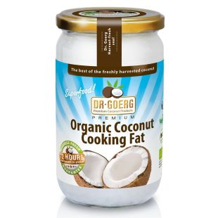 Coconut Cooking Fat, deodorised 1000 ml