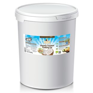 Coconut Cooking Fat, deodorised 20 l tub