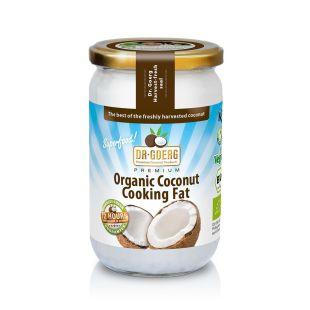 Graisse de coco bio premium désodorisée 200 ml