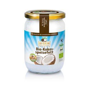 Premium Bio-Kokosspeisefett 500 ml