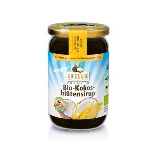 Premium Bio-Kokosblütensirup 270 g (Glas)