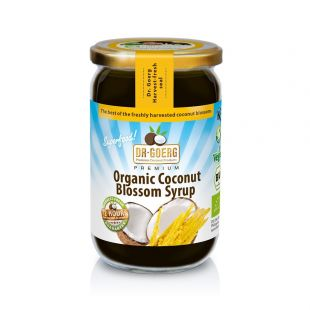 Coconut Blossom Syrup 270 g (jar)
