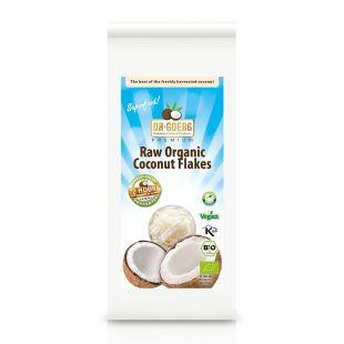 Flocons de noix coco bio premium, 125 g