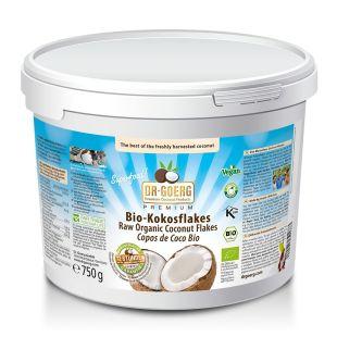 Płatki kokosowe, Premium BIO 750 g