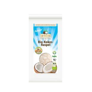 Premium Bio-Kokosraspel 300g