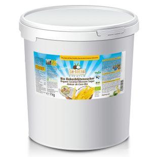 Sucre de fleur de coco bio premium / Coconut Sugar, 7000 g