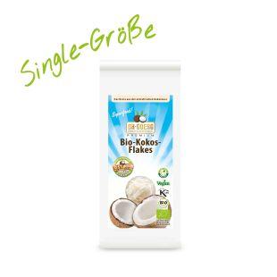 Premium Bio-Kokosflakes 125 g
