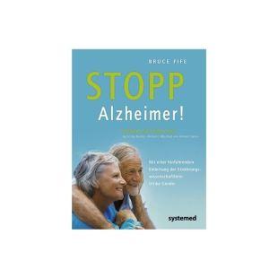 Stop Alzheimer's Now, Bruce Fife