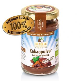 Feinstes Premium Bio-Kakaopulver 80 g