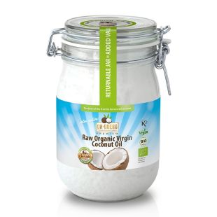 Olej kokosowy Premium BIO / Coconut Oil, 1000 ml