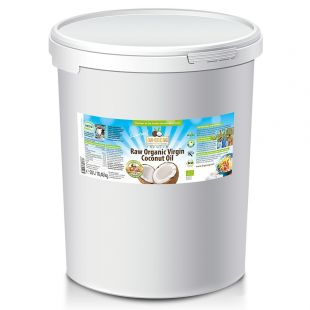 Premium Coconut Oil, 20 l