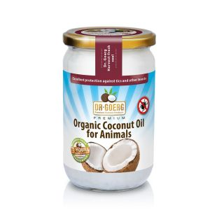Coconut Oil for Animals, 200 ml