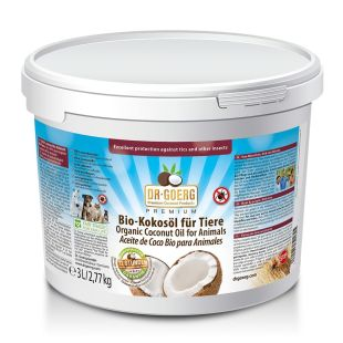 Coconut Oil for Animals, 3000 ml