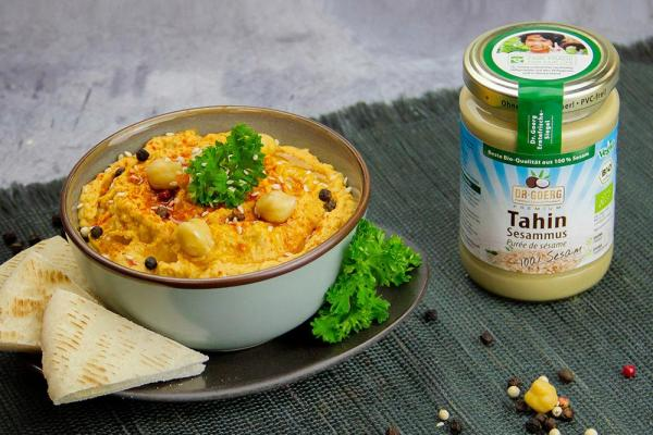 Hummus mit Tahin