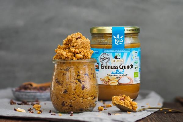 Vegan Cocos-Peanut-Cookie-Dough