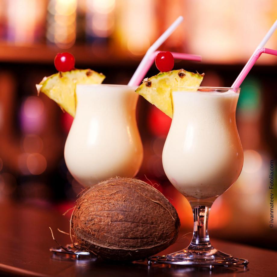 Virgin Piña Colada (alkoholfrei)