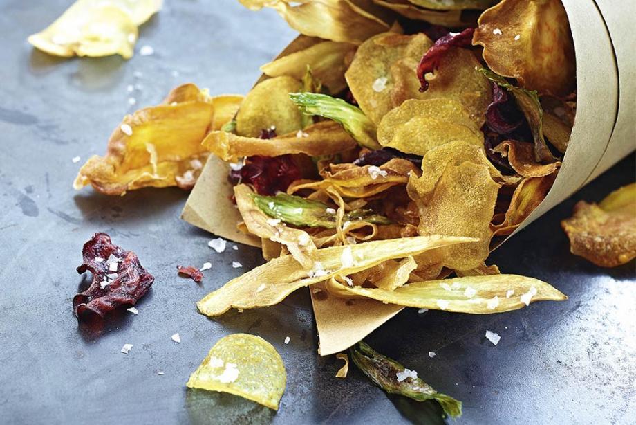 Vegan Coconut-Chips