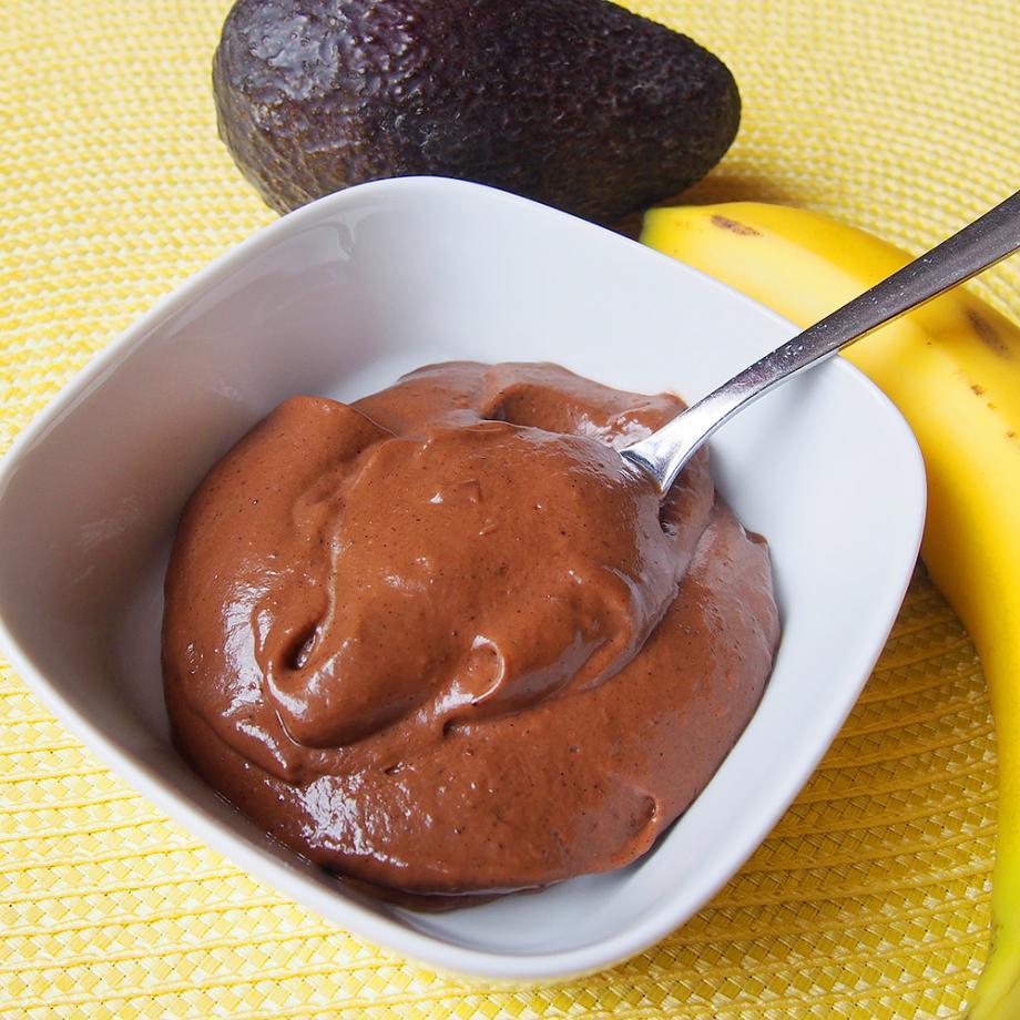 Veganer Schokoladenpudding