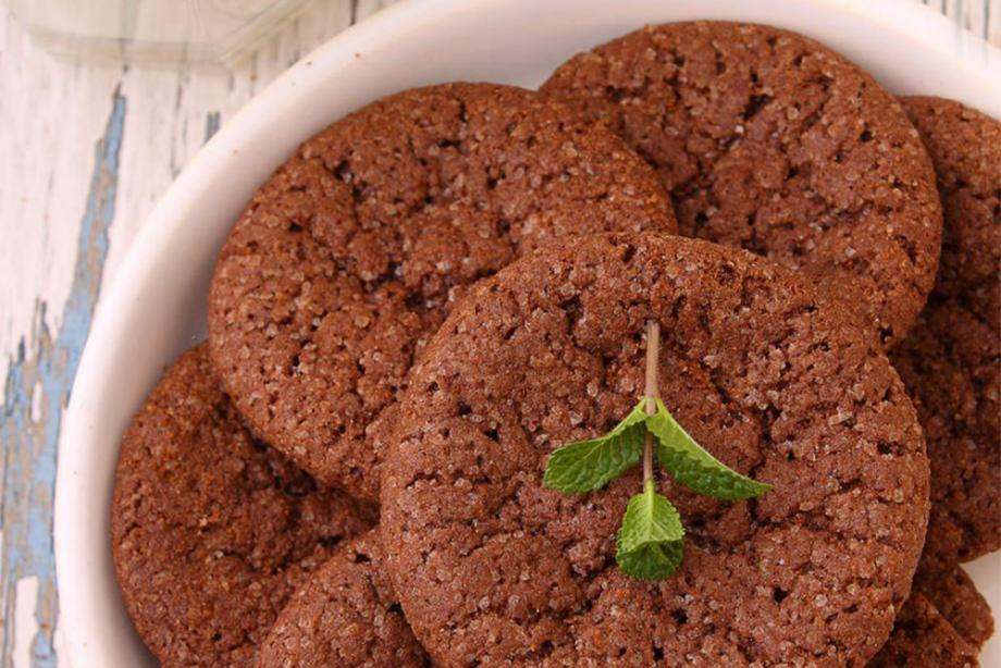Glutenfreie Schokoladenkekse
