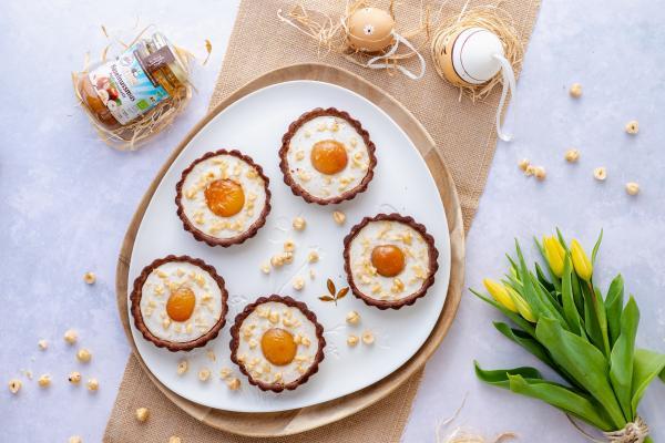 Vegan & Lowcarb Oster-Tartelettes
