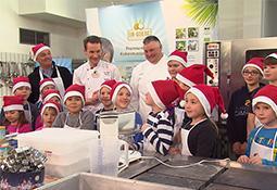Dr. Goerg Charitybacken für Kinder