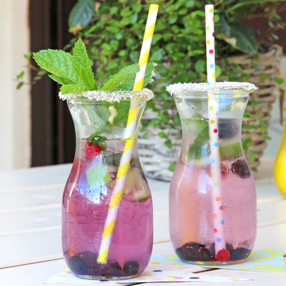 Infused Coconut Water