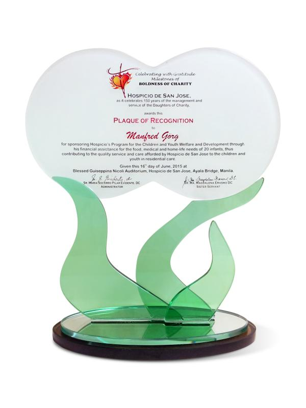 Philippinischer Charity-Award geht an Manfred Görg