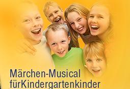 Kindergarten besucht Rotkäppchen-Musical