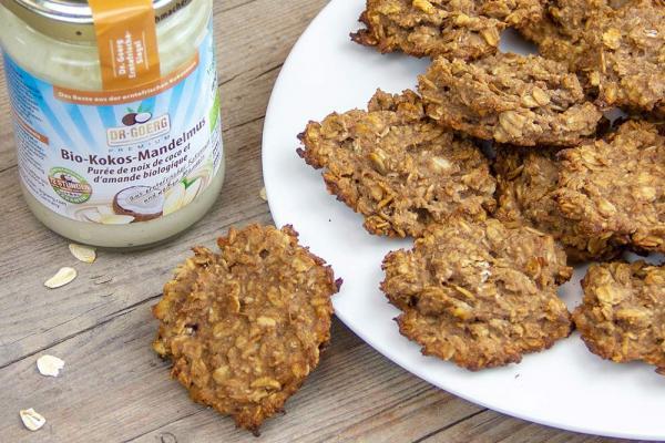 Vegane Protein Cookies