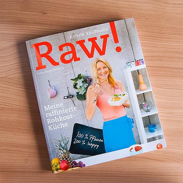 """Die neue bunte """"RAW""""-kostküche"""