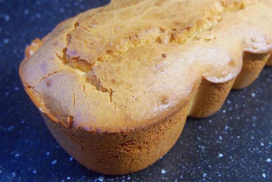 Kokosmehl-Brot