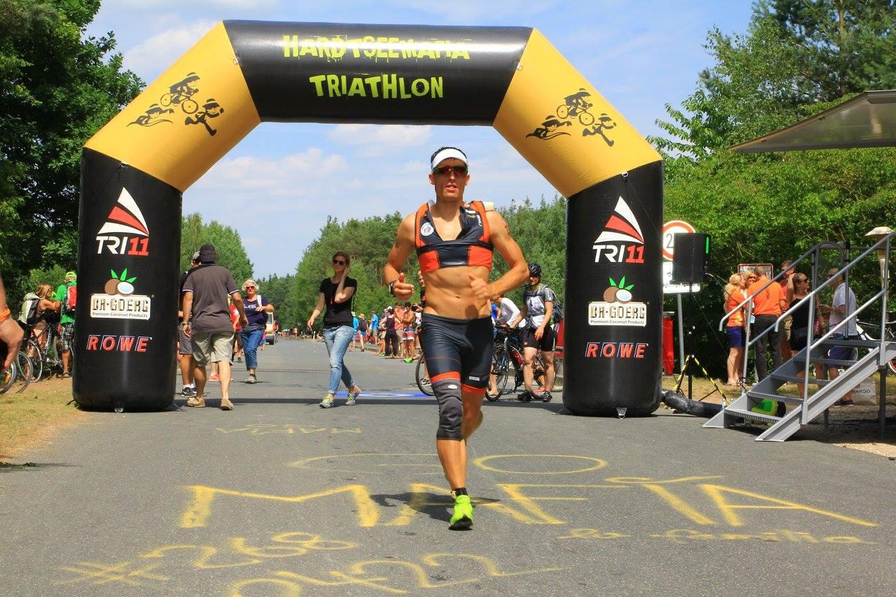 Challenge Roth: Dr. Goerg gibt Triathleten Power bis zum Schluss