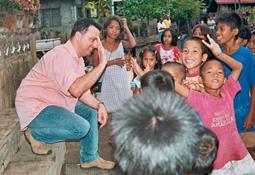 Schulprojekt - Umwelt in den Philippinen