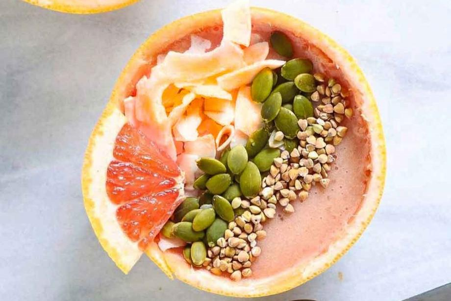 Exotic Pampelmousse-Bowl