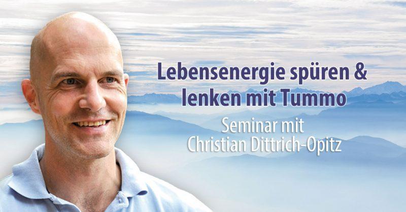 Tummo – Seminar mit Christian Dittrich-Opitz