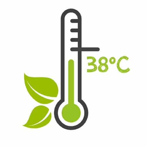 schonend kaltgepresst bei unter 38 °C